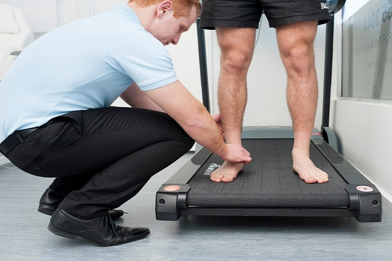 podiatry biomechanical assessment sydney